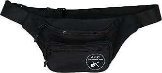 A.P.C. A.p.c. Banane guitare poignard waistbag NOIR U