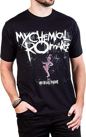 Bandalheira Camiseta My Chemical Romance The Black Parade Gola c/Elastano