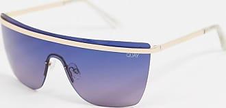 Quay Get Right - Sonnenbrille mit Gläsern in Blau und Lila-Mehrfarbig