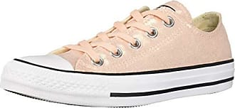 b8fb82128b3b Converse Womens Unisex Chuck Taylor All Star Shimmer Canvas Low Top Sneaker