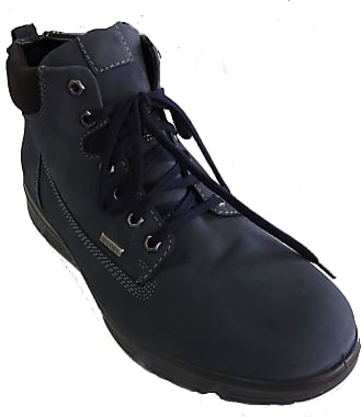 Blue Leather Boots: 218 Products & up to −75% | Stylight