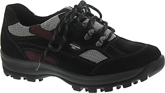 Waldläufer Waldlaufer Womens Holly Denver Torrix Black Waterproof Shoes 471240 494 867 5.5 UK