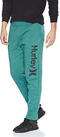 Hurley Mens Surf Check One /& Only Sweat Track Pants