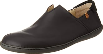 El Naturalista N275 Soft Grain Black-black/ El Viajero, Unisex Adults Slip On Trainers, Black (Black/Black Black/Black), 6.5 UK (40 EU)
