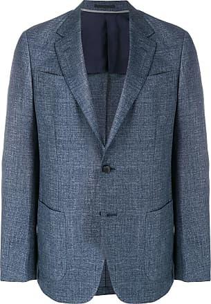 Ermenegildo Zegna classic formal blazer - Blue