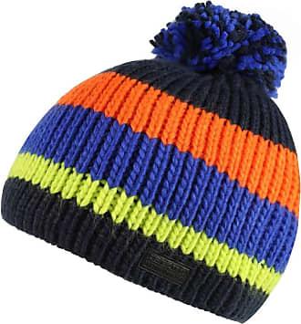 12c546e753b Regatta Mens Davion Beanie Hat (One Size) (Navy Multicolour)