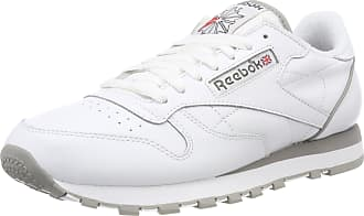 7ef4bba7c9b7 Reebok Mens Classic Leather Archive Trainers Multicolour  (White Carbon Red Grey)