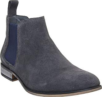 Office Barkley Chelsea Boot Grey Suede - 10 UK