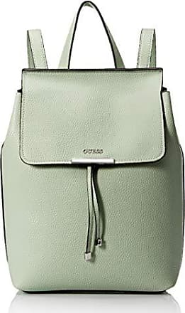 Guess Varsity Pop Mint Backpack, Silver