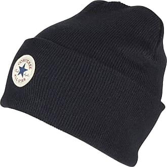 Converse Tall Cuff Watchcap Knit Beanie Hat Navy