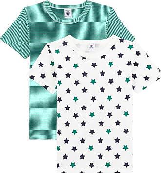 Petit Bateau Duo de tee-shirts manches courtes petit garçon d3fc6687232d
