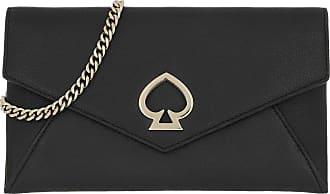 Kate Spade New York Suzy Chain Clutch Black Umhängetasche schwarz