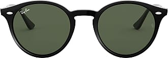 Ray-Ban Unisexs Rb 2180 Sunglasses, Black, 49