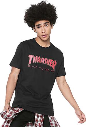 Independent Camiseta Independent X Thrasher Thr Btg Preta