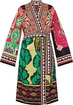 Etro Patterned Cardigan Womens Multicolour