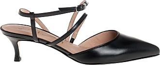 Unisa scarpa con tacco slingback, 36 / nero