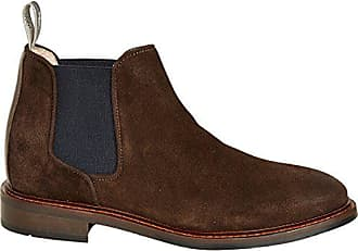 Marc O Polo Sehr komfortable und elegant Herrenschuhe Sneakers von Marc  OPolo dunkelbraun MP23775001790 ( db6920ece9