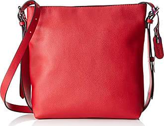a3d853011b26 Esprit 128ea1o005, Sacs bandoulière femme, Rouge (Red), 7x28x26 cm (B