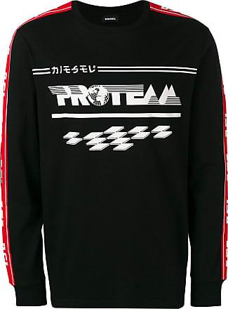 Diesel long sleeved sweatshirt - Black