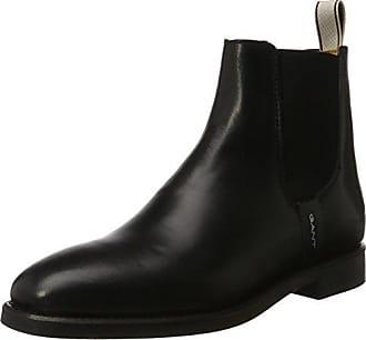 143e24bc6424fc GANT Footwear Damen Jennifer Chelsea Boots Schwarz (Black) 41 EU