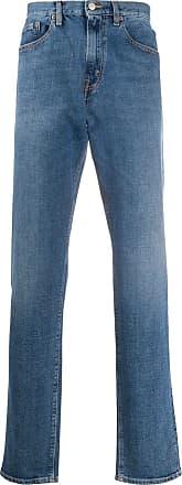 Jeanerica Calça jeans reta - Azul
