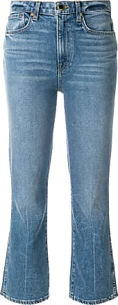 Khaite Calça jeans flare Benny - Azul