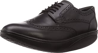 Mbt Mens Oxford Wing Tip M Brogues, Black (Black Calf 03c), 10 UK