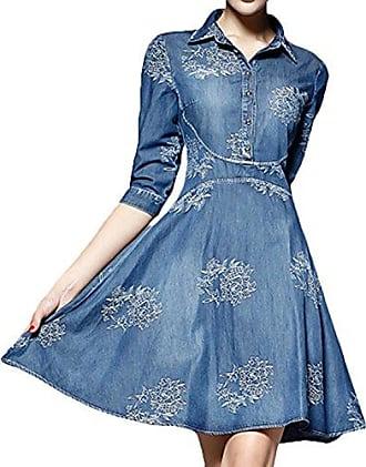 guter Service schönen Glanz wähle authentisch Jeanskleider Online Shop − Bis zu bis zu −70% | Stylight