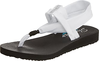 2b68b8b876b Skechers Womens Meditation-Disco Flip Flops