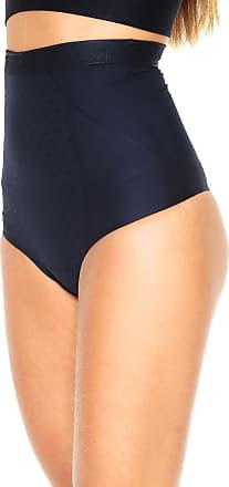 Plié Calcinha Modeladora Plié Shape & Shine Fio Sensual Azul-marinho