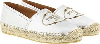 Prada Espadrilles - Espadrilles Silver - silver - Espadrilles for ladies
