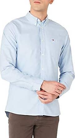 TJM Classics Oxford Ithaca Shirt Chemise Casual, (Light Blue 414), X Large Homme