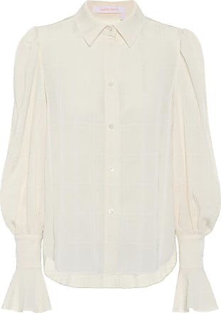 cdb01f0be1 Chloé® Short Sleeve Blouses − Sale: up to −50% | Stylight