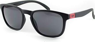 HB Óculos de Sol Hb Dingo 9011870200/54 Preto com Vermelho Fosco