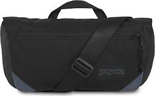 Jansport Street Sling Crossbody Bag Messenger Bags - Black Top