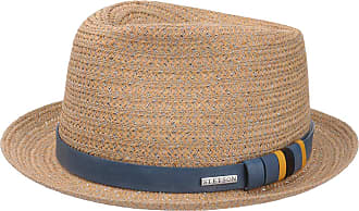 Stetson Benfield Fedora Straw Hat by Stetson Sun hats 22beb2fb3ac9