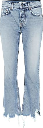 GRLFRND Tatum high-rise bootcut jeans