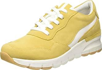 Jana Womens 8-8-23725-24 Trainers, Yellow (Saffron 627), 6 UK