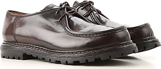 Officine Creative Lace Up Shoes for Men Oxfords, Derbies and Brogues On Sale in Outlet, Ebony, Leather, 2017, 10.25 11.5 7.75