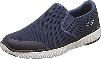cf60526b435 Skechers Flex Advantage 3.0-morwick, Zapatillas sin Cordones para Hombre,  Azul (Navy