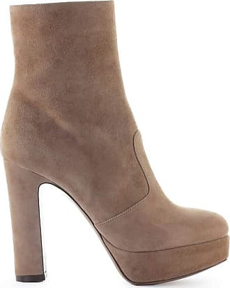 L'autre Chose Fashion Womens LDK00712WP05402123 Beige Ankle Boots | Autumn-Winter 19
