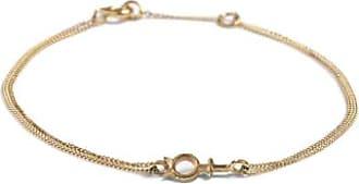 Rachel Entwistle Tria Prima Bracelet Gold Mercury - Gold