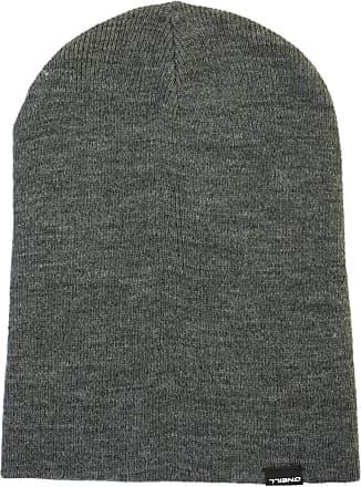 O'Neill Mens Hat Dolomite Beanie (Dark Grey Melee) One Size