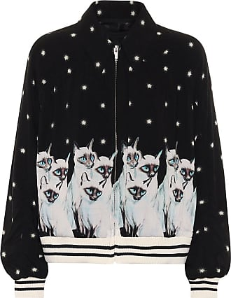 Undercover Printed rayon jacket