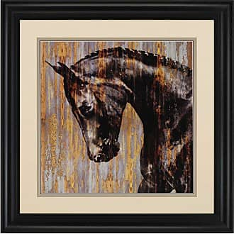 Paragon Picture Gallery Horse I Framed Wall Art - 3535