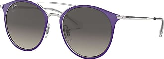 Ray-Ban RJ 9545S 272/11 47/17 Violett Silver