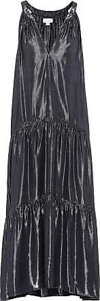 Velvet Jorja metallic midi dress