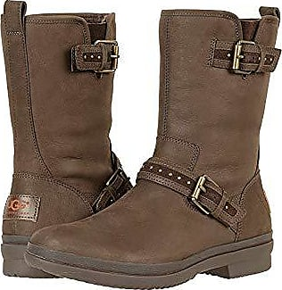 085c9ef647c Women's UGG® Leather Boots: Now up to −31% | Stylight