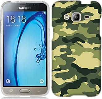 Mundaze Mundaze Green Camo Phone Case Cover for Samsung Galaxy Core Prime Prevail LTE