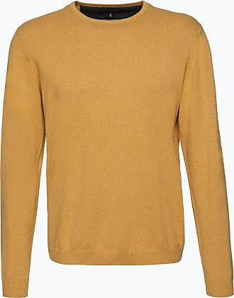 separation shoes 79628 14953 Pullover für Herren in Gelb » Sale: bis zu −62% | Stylight